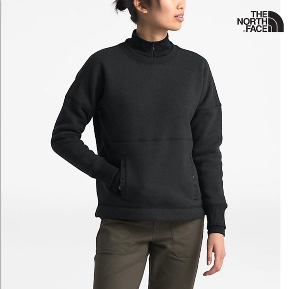 THE NORTH FACE  Women's Crescent Sweater Size S